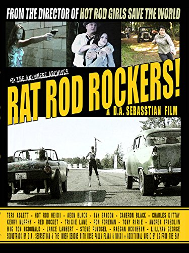 (Rat Rod Rockers! (First Edition))