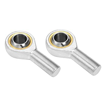 Male Right Hand Thread Connector Rod End Joint Bearing Self-lubricating SA6T//K