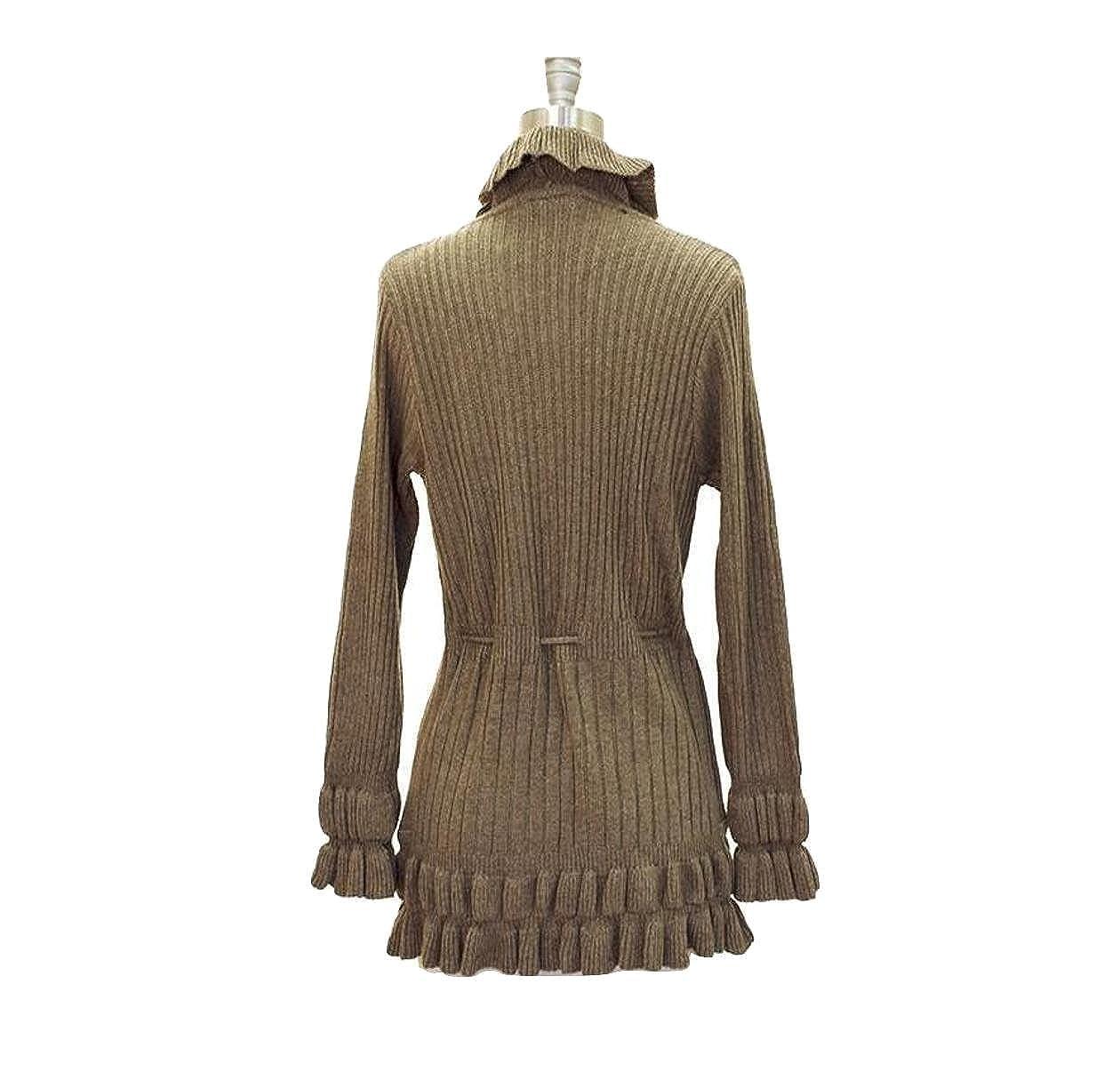 044641e45a6 Jon & Anna New York Ruffle Cardigan Sweater