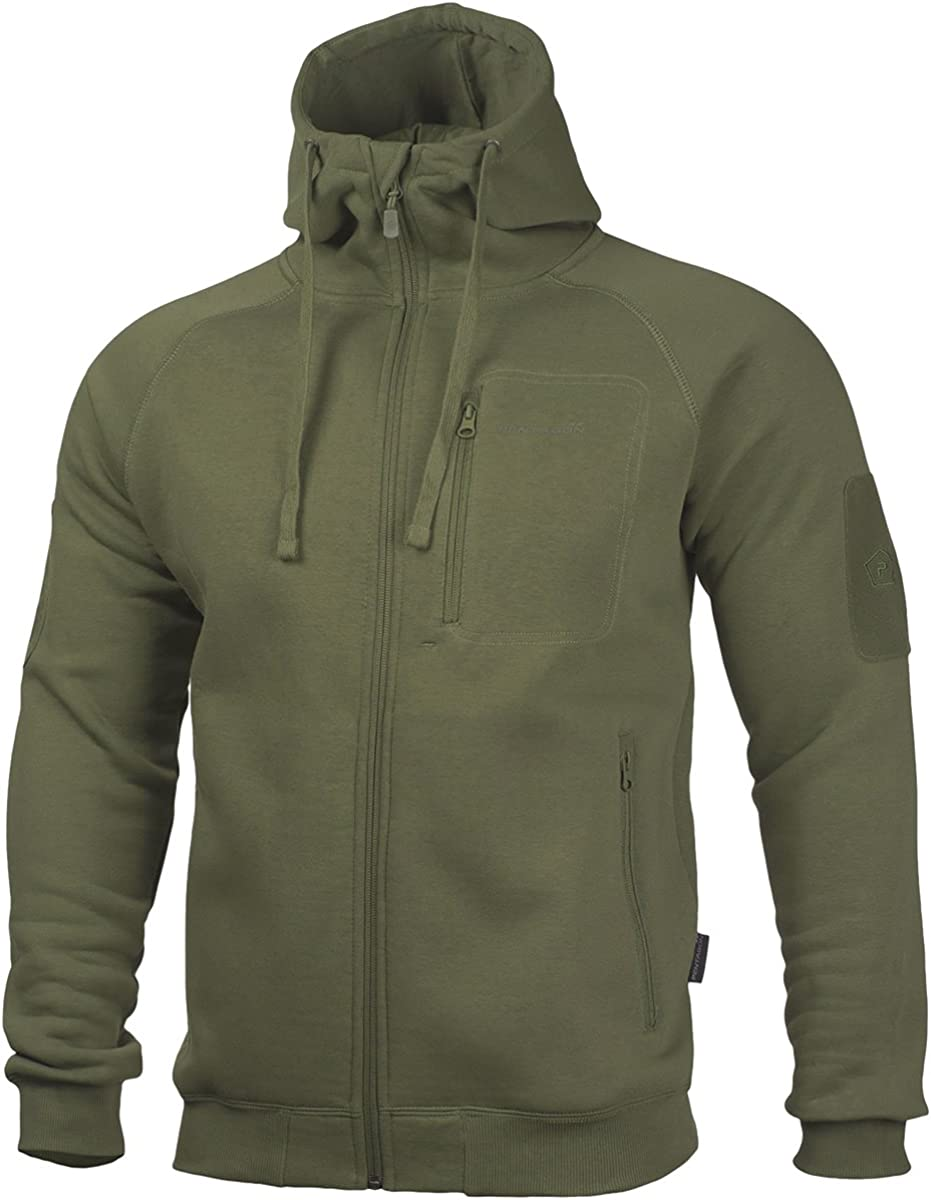 Pentagon Leonidas Tactical Sweater 2.0 Oliv Grün