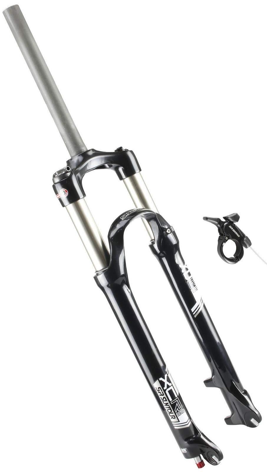 SR Suntour XCR32 Mountian Bike Fork 29er Coil Travel 100mm 9mm QR Remote Lockout by SR Suntour