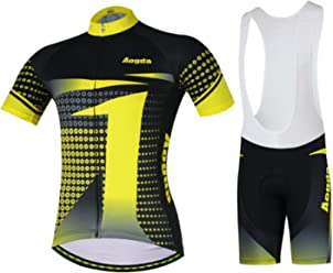 f5da7a608ec Aogda New Cycle Racing Clothes Mens Cycling Jersey Breathable Quick Dry Short  Sleeve Bicycle Bike Clothing
