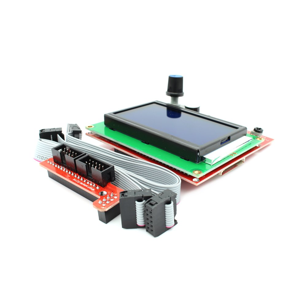 Anycubic Lcd 12864 Graphic Smart Display Controller Module For Ramps 14 Reprap 3d Printer Mendel Prusa Arduino Help With Wiring Up A Iec320 C14 Socket Electronics Forum Circuits Industrial Scientific