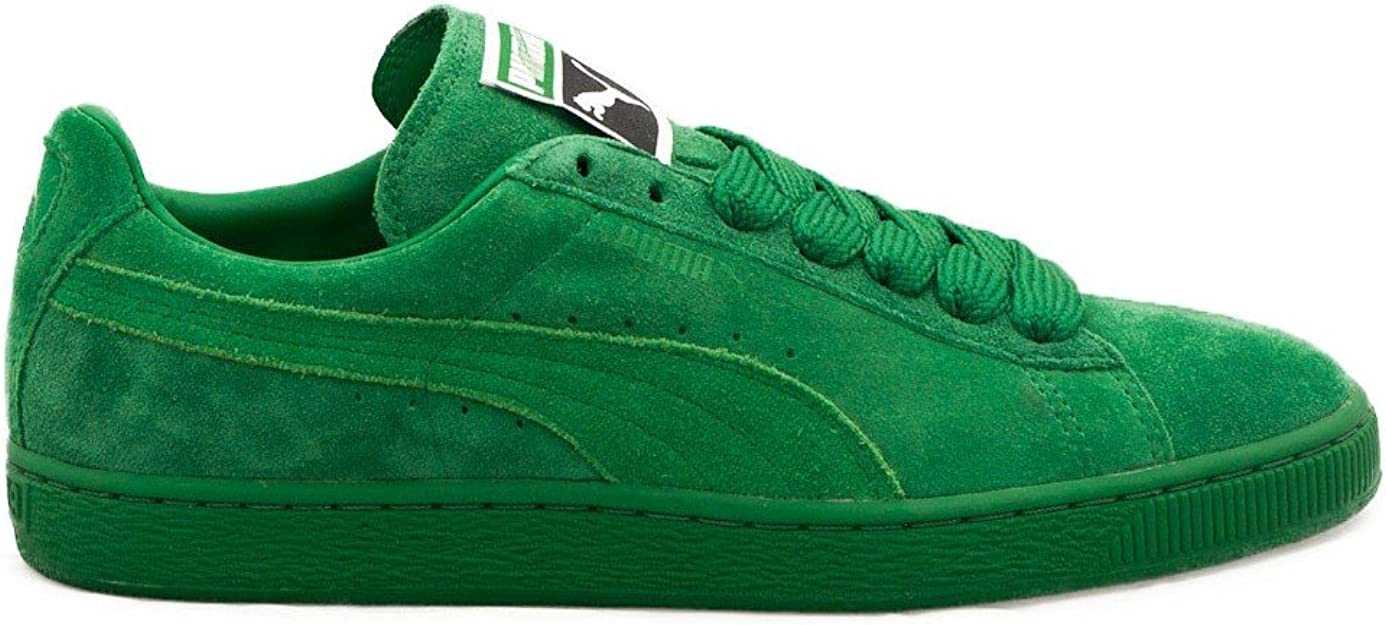 Puma Suede Classic Eco 352634 14 Homme Chaussures Vert