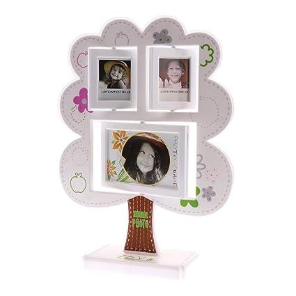 Amazon.com - Homyl Multi Size 3-Photo Pictures Frame Collage ...