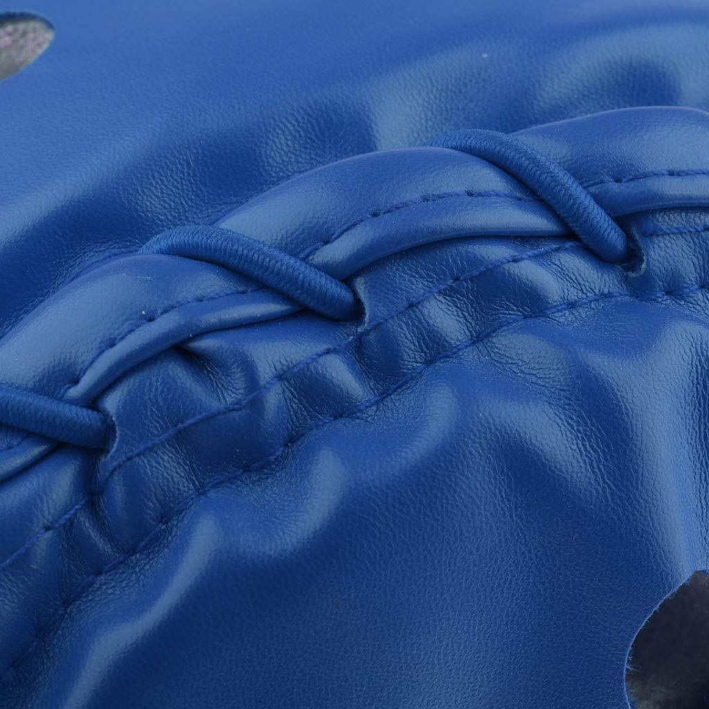 B Blesiya Casco de Artes Marciales para Protecci/ón de Cabeza de Ventilaciones Transpirables
