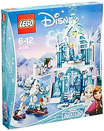 LEGO Princesas Disney Palacio mágico de hielo de Elsa