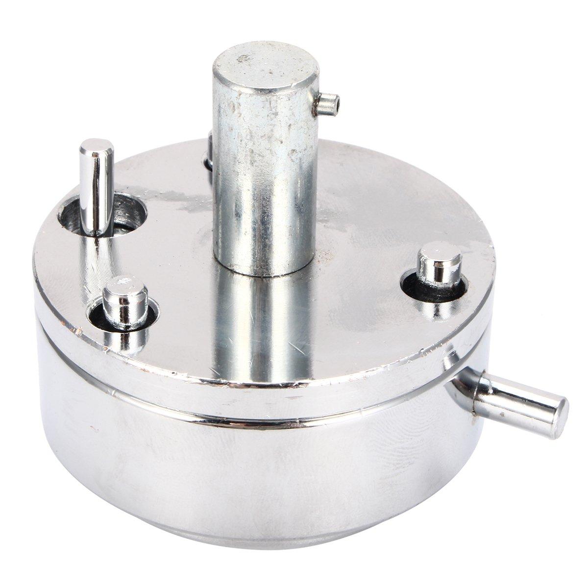 US Warehouse – Máquina para hacer botones, 32 mm, molde redondo de ...