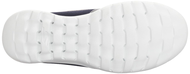Skechers Women's Go Walk Lite-15430 Boat Shoe B072RC8PWX 6 B(M) US|Navy