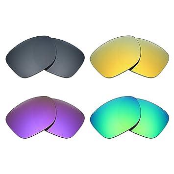 mryok 4 pares de lentes de repuesto para Oakley Catalizador ...