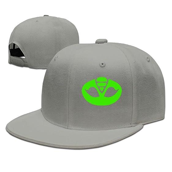 PJ Masks Gekko Iron Colorsize Baseball Caps Rock Punk Snapback Hats