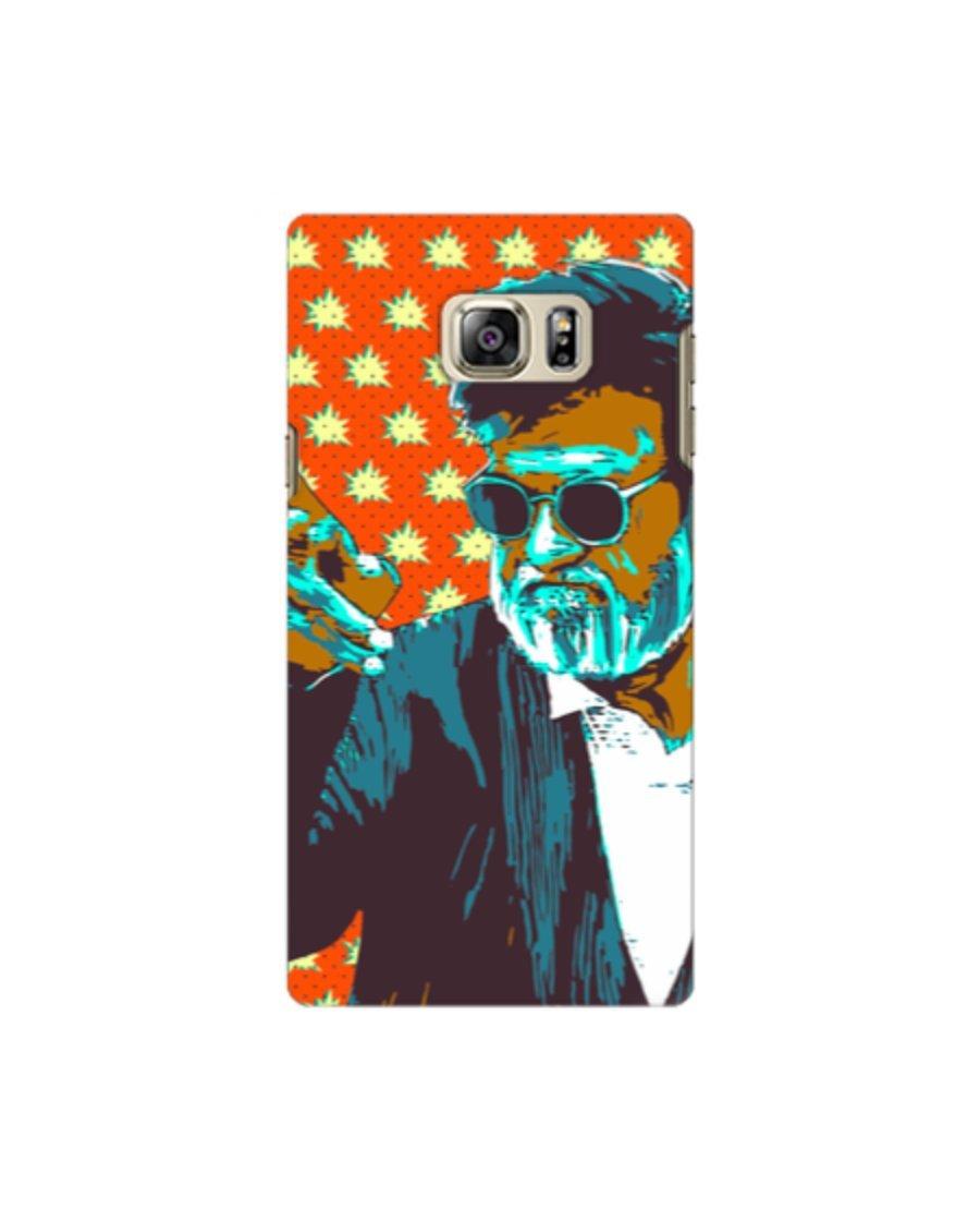 watch edc34 3ee8e KabaliRajini Phone case for note 5 by paintcollar.com: Amazon.in ...