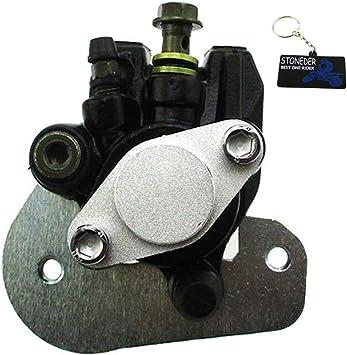 STONEDER Pinza de freno trasero para Honda ATV Sportrax 400 ...