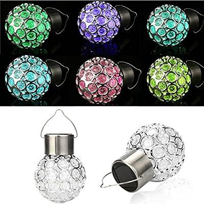LED Dusk-to-Dawn Light Bulb Smart Sensor Bulbs,Waterproof Solar Rotatable, Automatic Indoor/Outdoor Lighting Lamp for Porch, Hallway, Patio, Garage (Warm White)