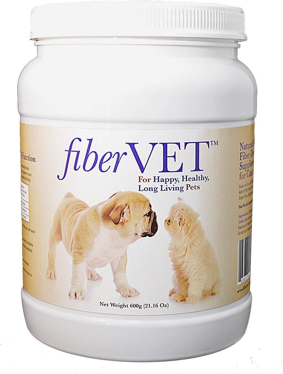 FiberVET - Pet Fiber Supplement - Dog and Cats