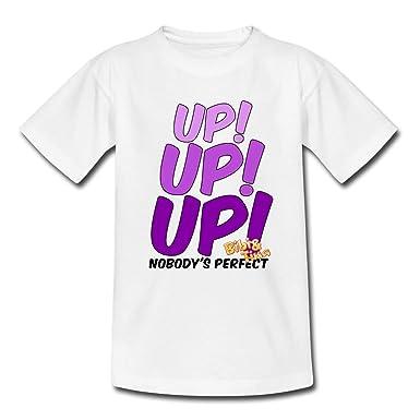Spreadshirt Bibi Und Tina Star Edition Up Up Up Teenager T Shirt