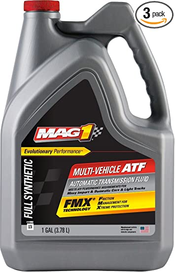 Amazon com: MAG1 MAG63341-3PK Full Synthetic Multi-Vehicle
