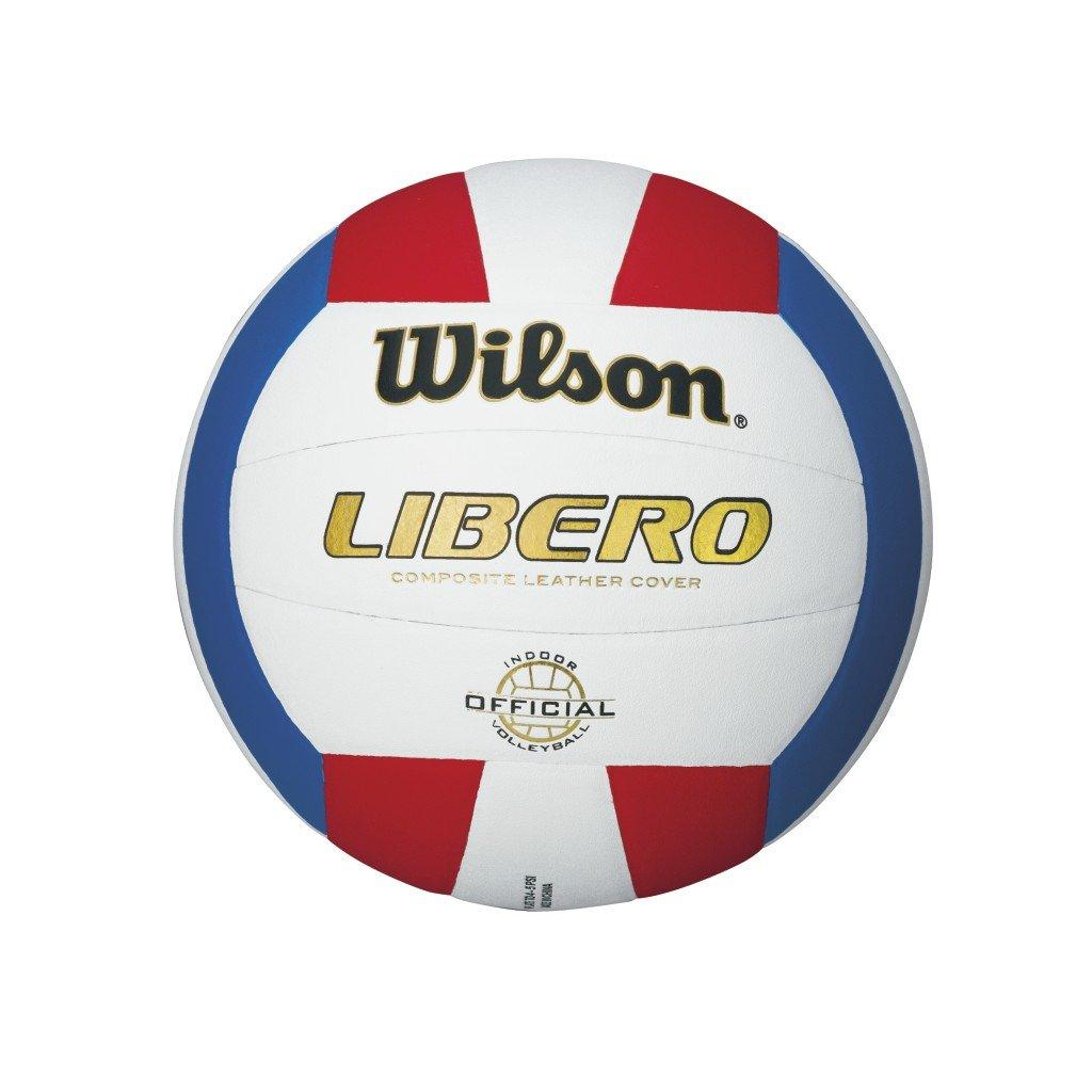 Wei/ß// Blau// Orange Wilson Volleyball Freizeitspieler Outdoor AVP Quicksand Aloha