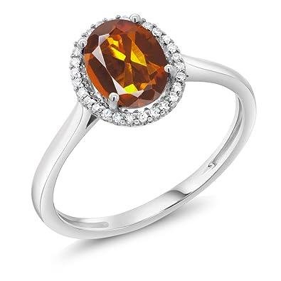 Resultado de imagen para citrine madeira  engagement rings