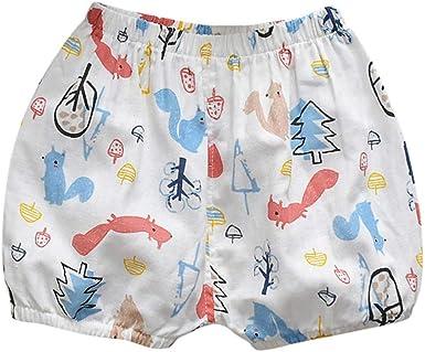 FELZ Pantalones Corto Bebé Niños Niñas, Casual Dibujos Animados ...