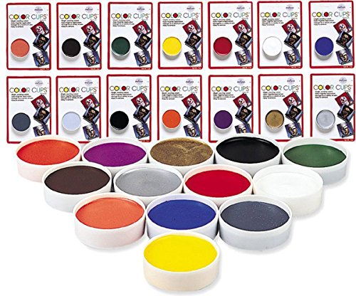 Color Cup, Carded, Green DD253
