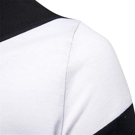 Camiseta Polos Hombre Tank Camiseta sin Manga Cómodo Transpirables ...