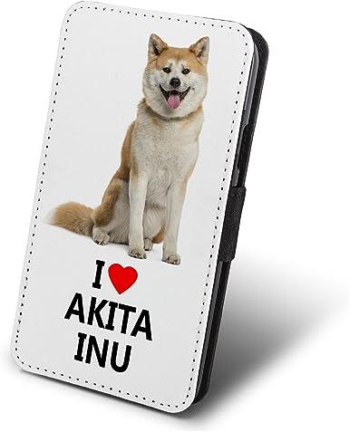 Galaxy S5 para Akita Inu - Funda de perro Akita Inu imagen - funda ...