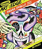 Crayola Sugar Skulls Coloring Book, Volume 3, Teen