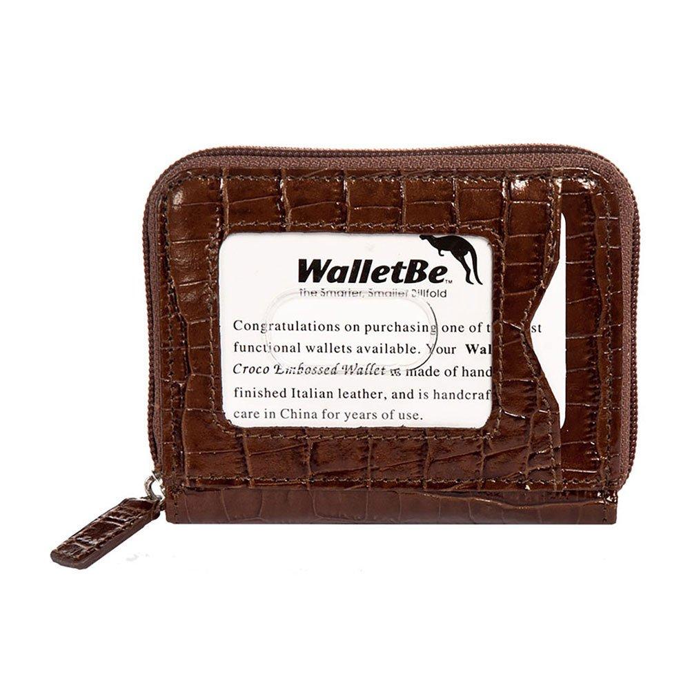 Amazon.com: walletbe RFID tarjeta de dinero en efectivo ...