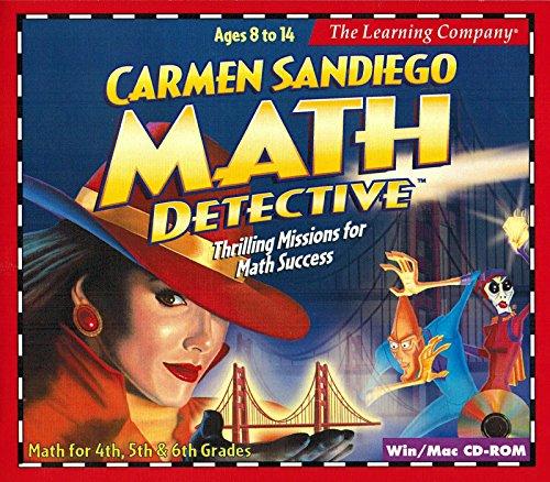 Carmen SanDiego Math ()