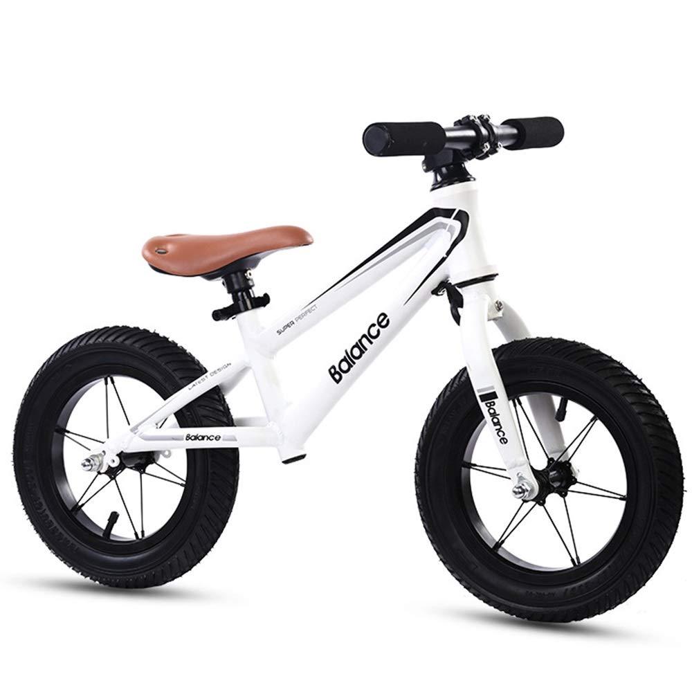 Bicicletas sin pedales Bicicletas De Equilibrio, Carro De Equilibrio para Niños con Carro Deslizante Sin Pedales Bicicleta De Dos Ruedas para Niños De 2 A 7 Años De Edad Carro con Carro De Equilibrio