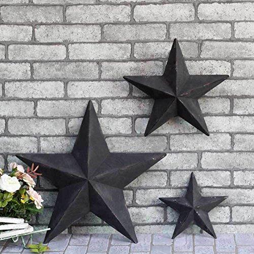 Iron Star Wall - 1