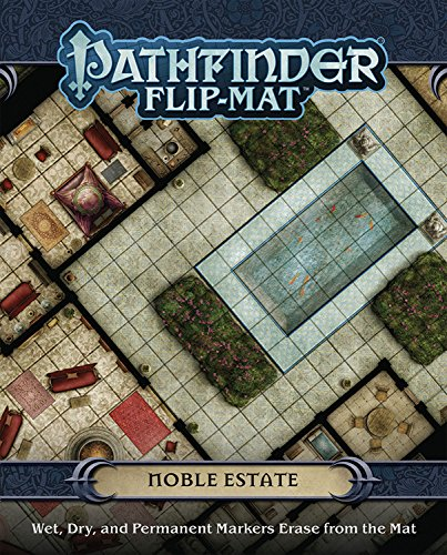 Pdf Science Fiction Pathfinder Flip-Mat: Noble Estate