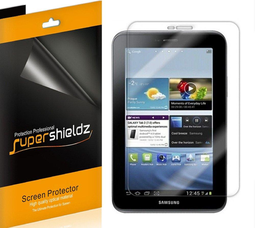 FILM Pet para Samsung  Tab 2 7.0 7 pulg. Tablet  [3un.]