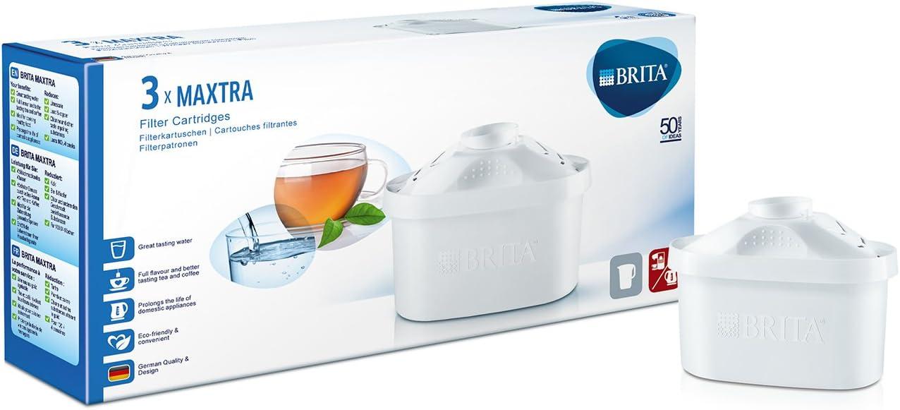 3 x Aqua Optima Filterkartuschen fast /& easy Wasserfilter Kartusche Wasserkocher