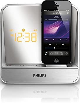 Philips Radio reloj despertador para iPod/iPhone AJ5305D/12: Amazon.es: Electrónica