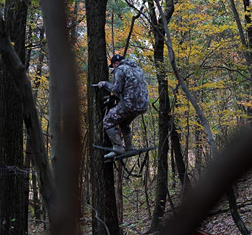 Xtreme Outdoor Products XOP Ambush - Aluminum Climbing Tree Stands for Hunting