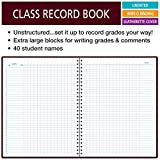 Class Record Book Unstructured.Set it up to Record