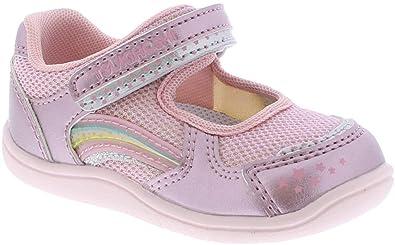 Amazon.com: TSUKIHOSHI - Zapatillas para bebés y niñas ...