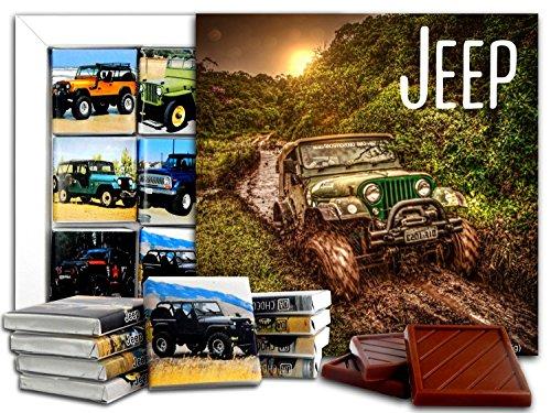 chocolate jeep - 1