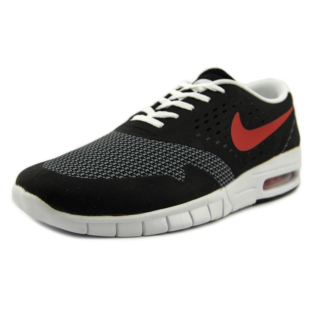 Nike Herren Eric Koston 2 Max Skaterschuhe, Rot, Talla  46 EU|Black / University