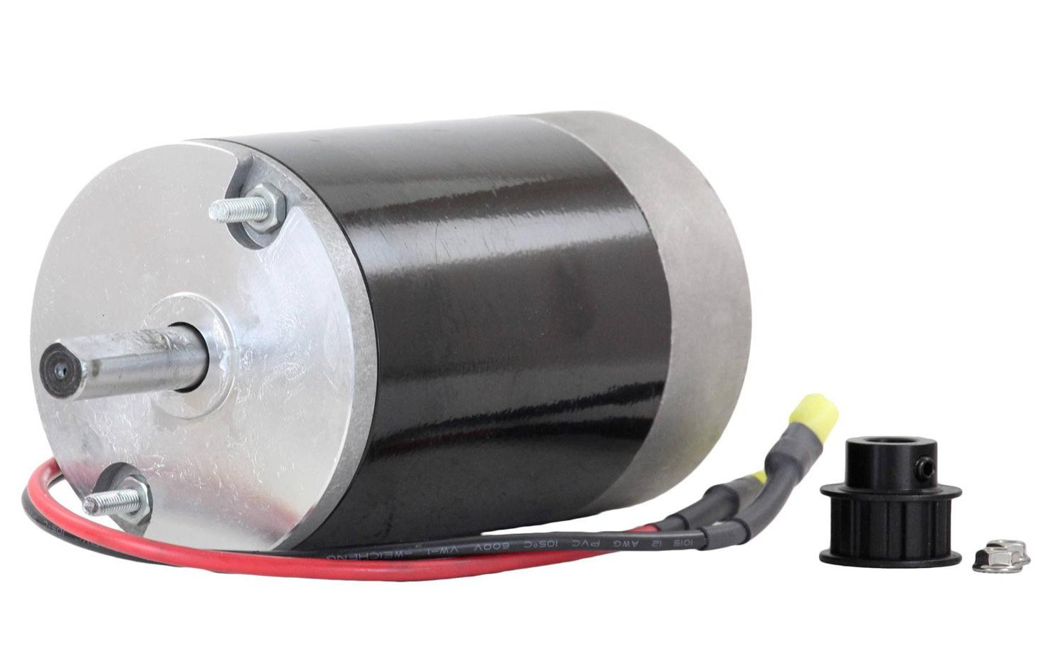 Amazon.com: NEW 12V DC SPINNER MOTOR FITS FISHER POLY CASTER 1/2 ...