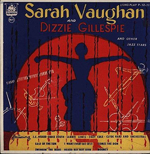 Various - Sarah Vaughan And Dizzie Gillespie And Other Jazz Stars - Plymouth -