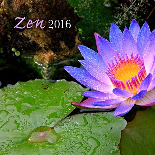 Turner Zen 2016 Wall Calendar (8940060)