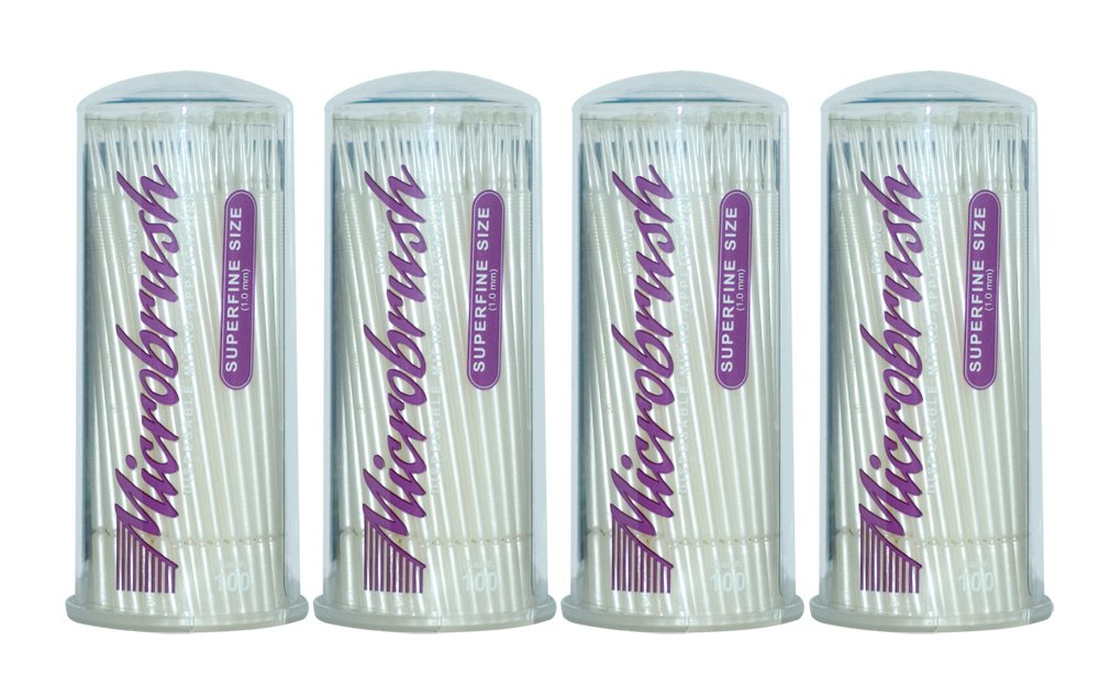 Microbrush Micro Applicator Super Fine Dental Microaplicators MSF400