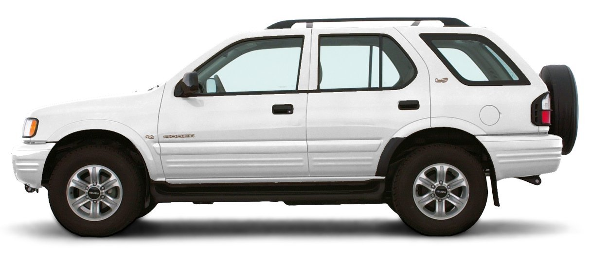 Amazoncom 2000 Isuzu Trooper Reviews Images and Specs Vehicles