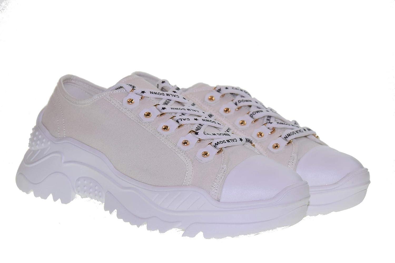 Gold&Gold Gold&Gold Gold&Gold Schuhe Frau niedrige Turnschuhe GT728 Weiß e50a82