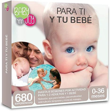 NJOY Experiences - Caja Regalo - PARA TI Y TU BEBÉ - 680 ...