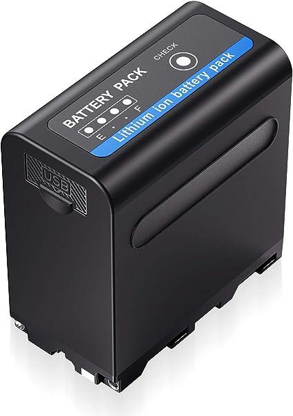 Powerextra multifuncional recargable paquete Power Bank con salida ...