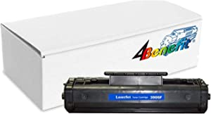 HP Compatible C3906A HP 06A Laser Toner Cartridge, 2,500 Pages, Black